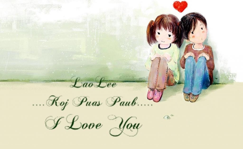 عکس پروفایل ست دختر و پسر عاشقانه کارتونی