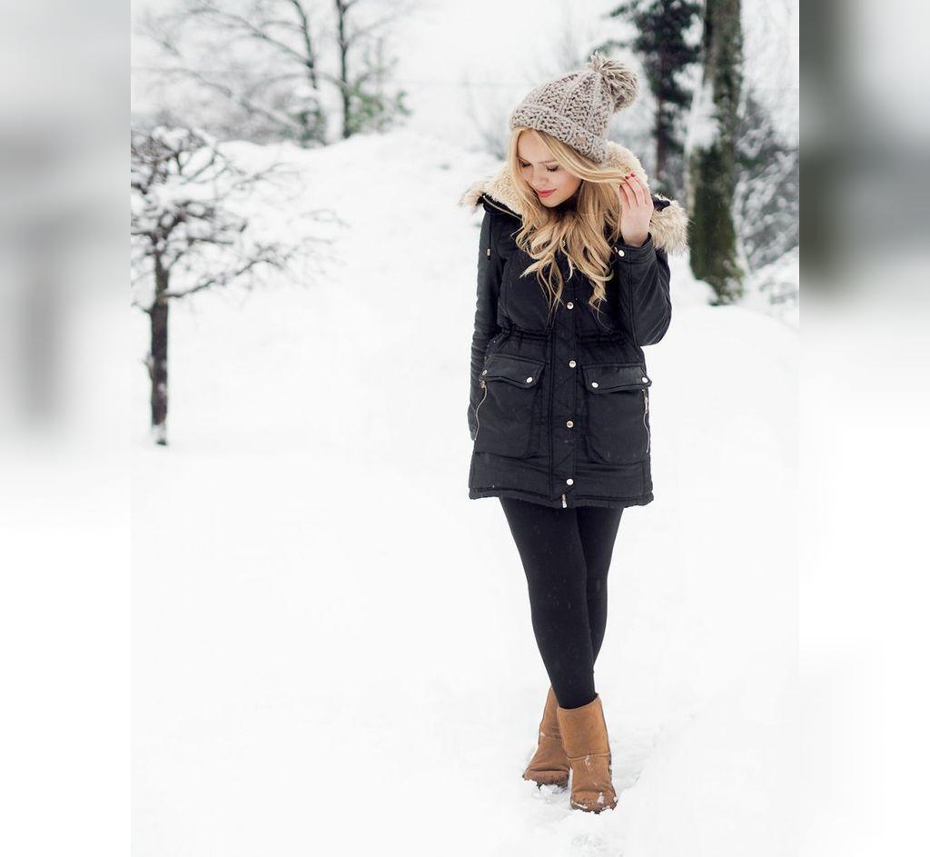 عکس پروفایل زمستانی دخترانه شیک