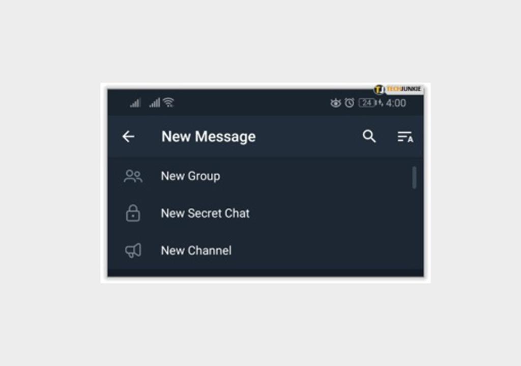 پاک شدن خودکار پیام تلگرام