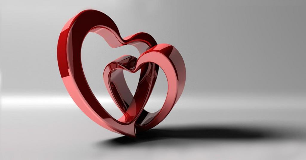 پیام عاشقانه دوستت دارم