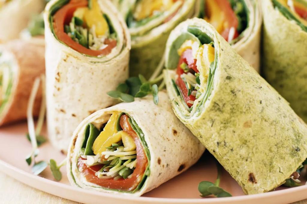 متنوع ترین ساندویچ های گیاهی