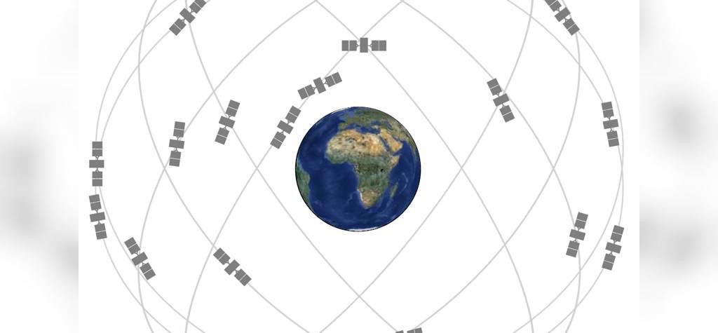 ماهواره های GPS