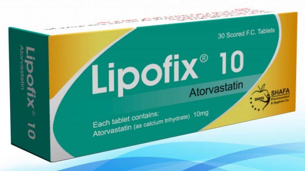 قرص لیپوفیکس؛ موارد استفاده، عوارض جانبی و تداخلات دارویی