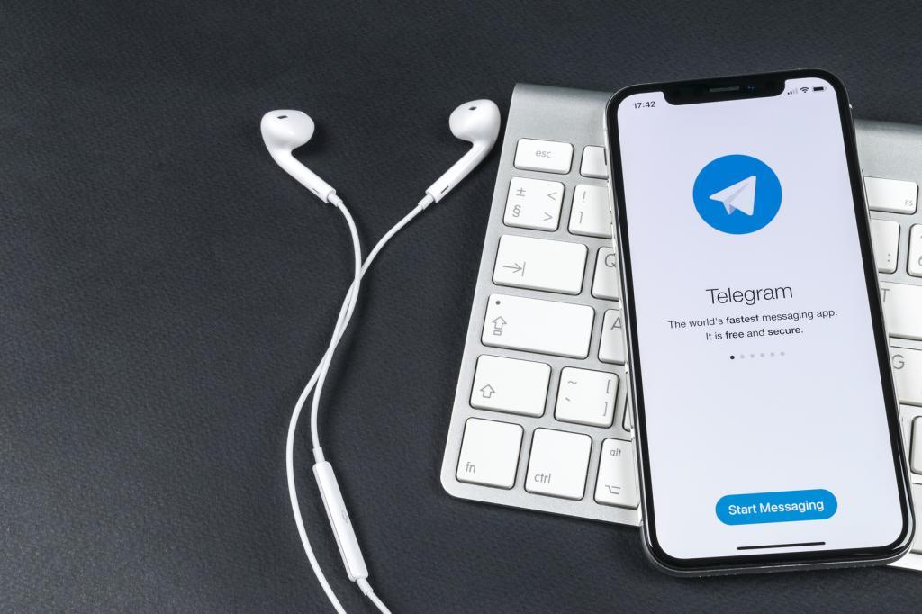 چگونه می توان موسیقی را از داخل تلگرام بر روی آیفون ذخیره کرد