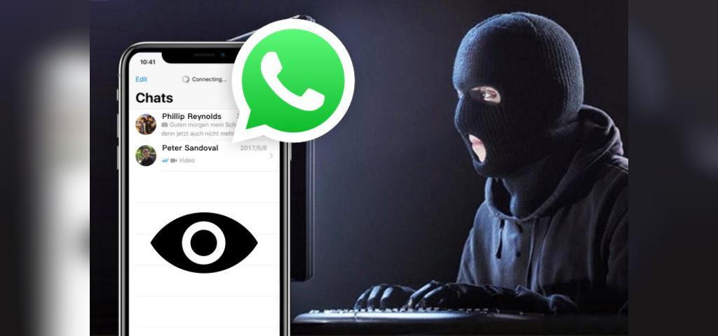 از کجا بفهمیم واتس اپ ما هک شده است؟