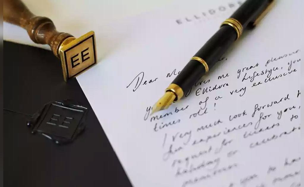 مراحل گام به گام نوشتن نامه