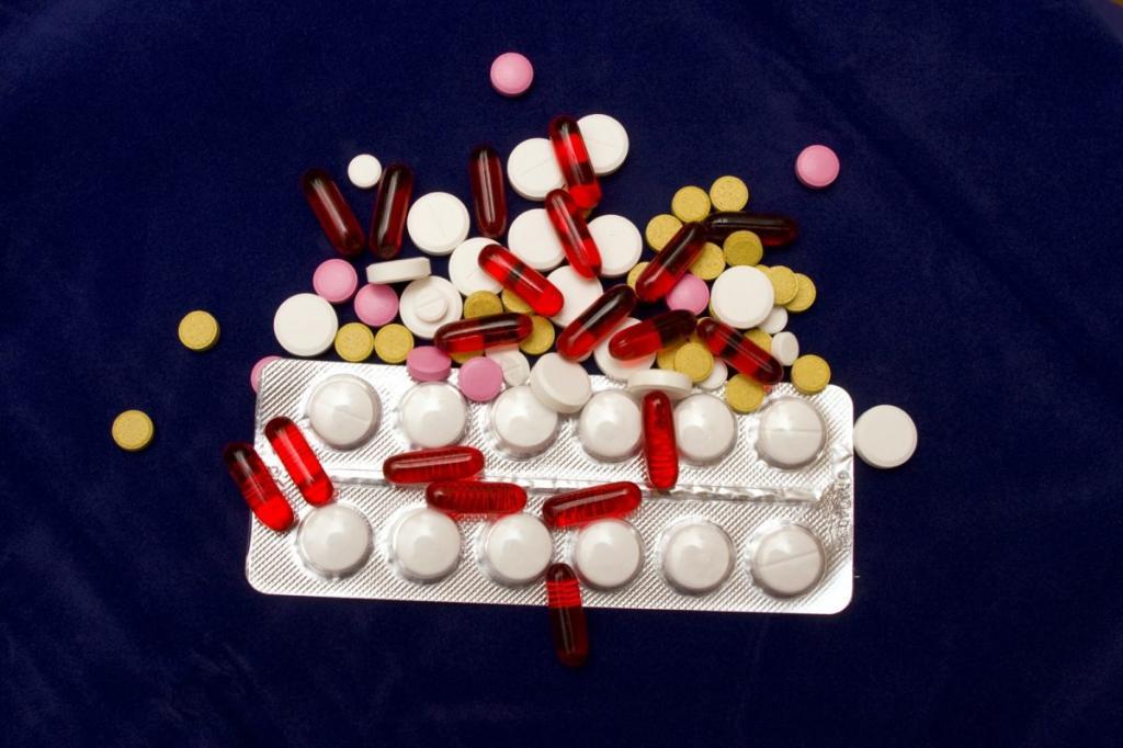 داروهایی که با قرص الاویل تداخل دارد
