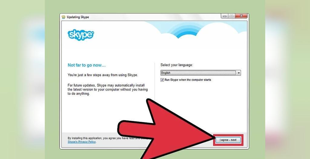 روش فعال کردن سرویس ویدئو کنفرانس نرم افزار اسکایپ