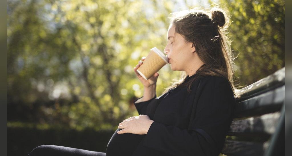 خوردن قهوه در بارداری