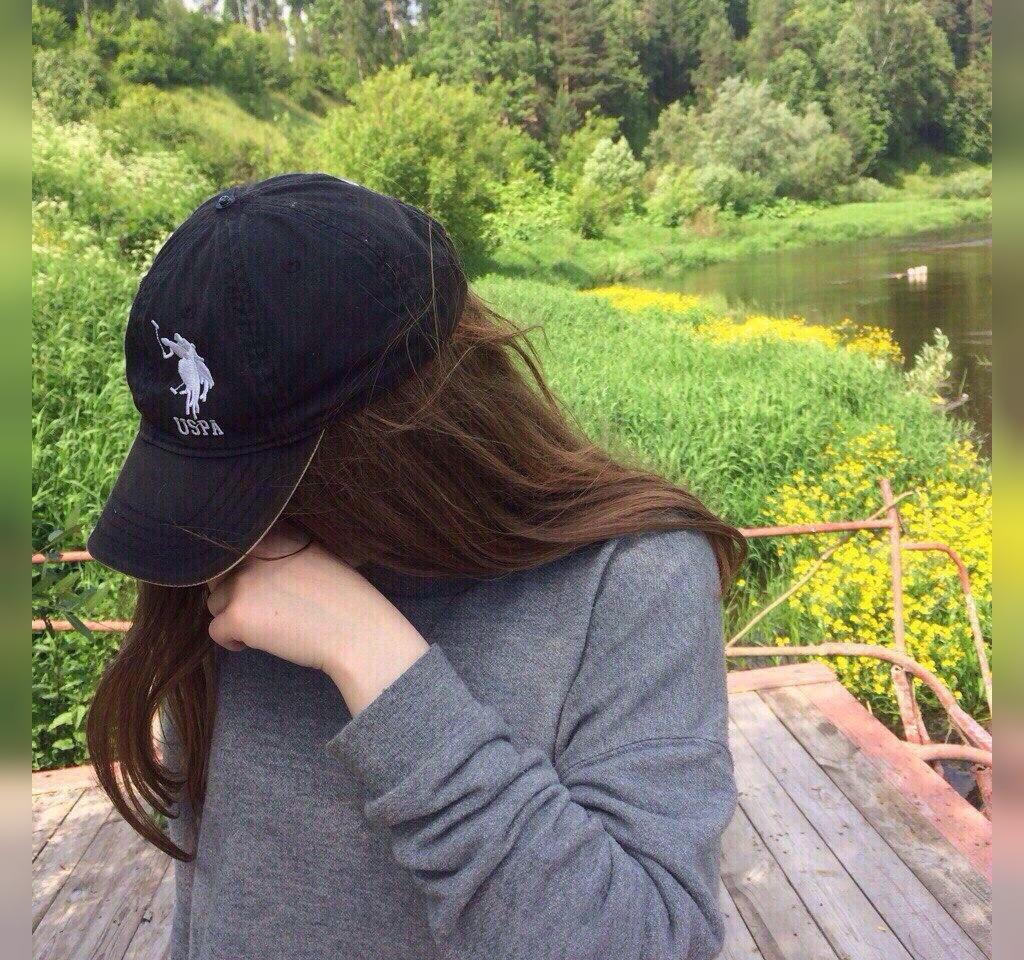 عکس دختر فیک برای پروفایل در طبیعت