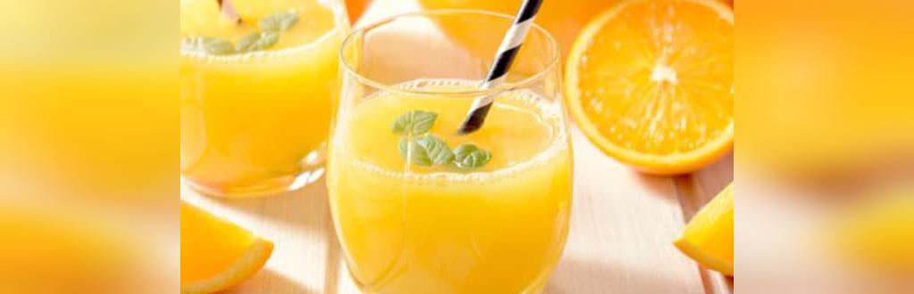 ترکیب پرتقال و ریحان
