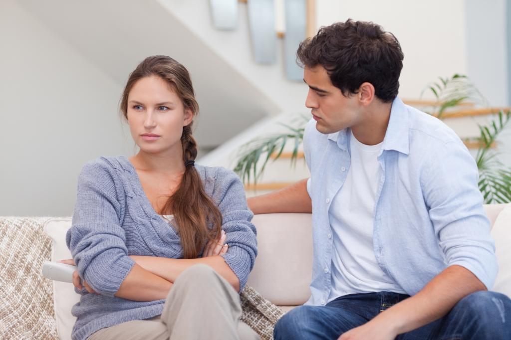 چه راهکارهایی برای حل اختلافات زناشویی وجود دارد؟