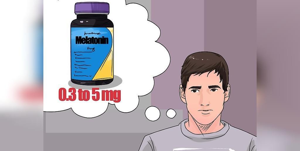 دوز مناسب مصرف ملاتونین برای بی خوابی