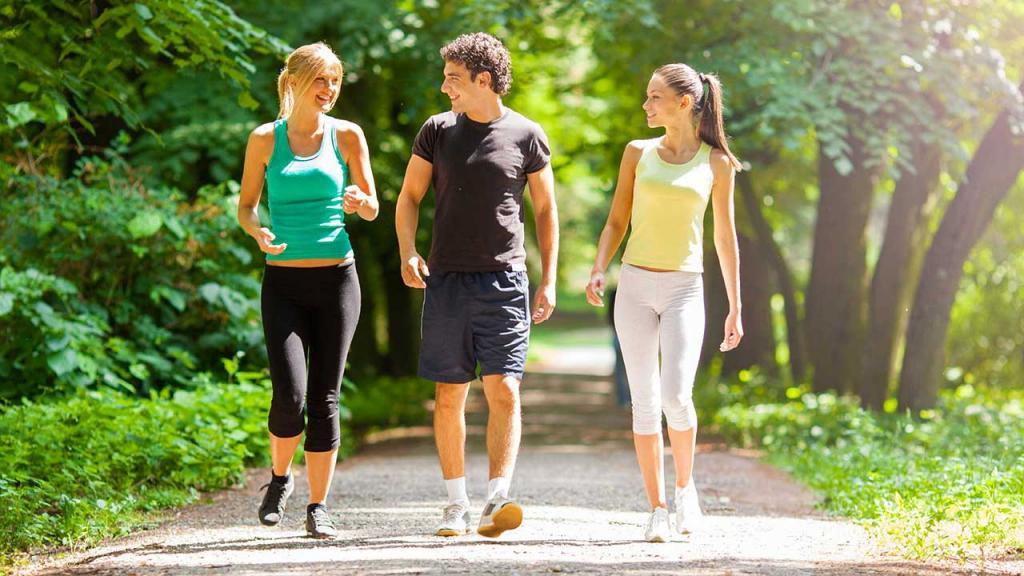 درد کشاله ران چپ در هنگام پیاده روی
