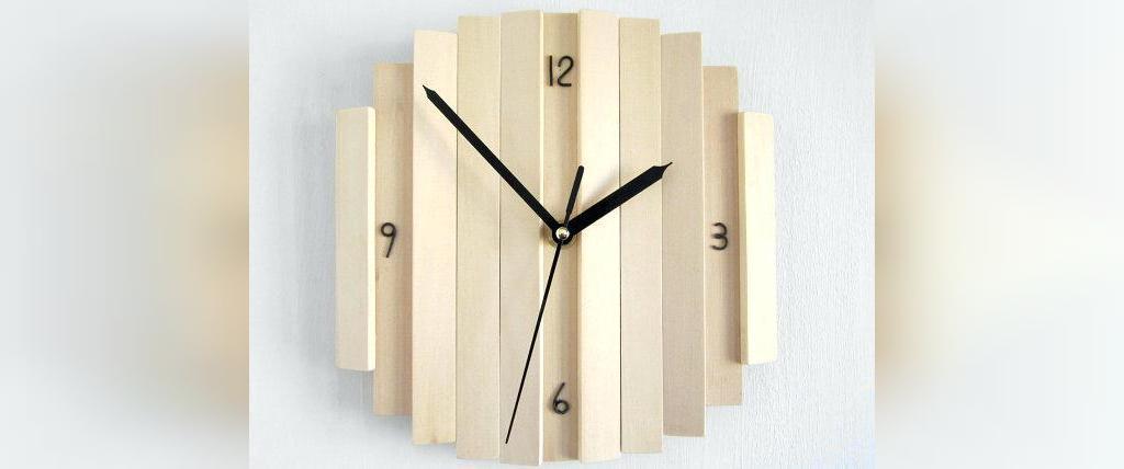 خلاقیت در خانه با چوب