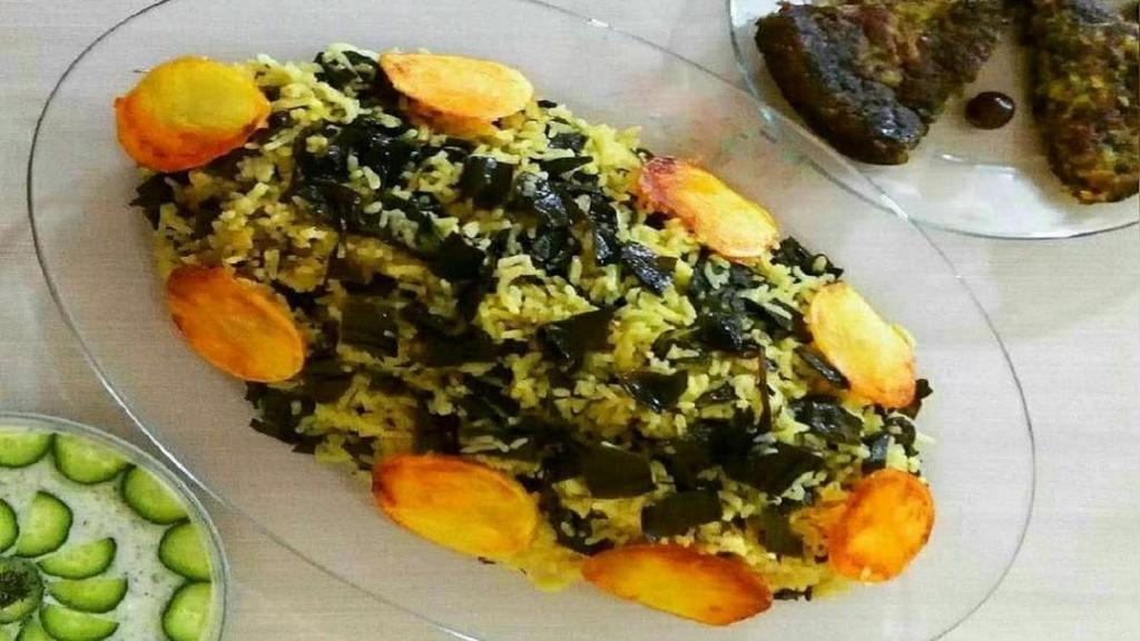 طرز تهیه والک پلو خوشمزه و حرفه ای به روش تهرانی در خانه