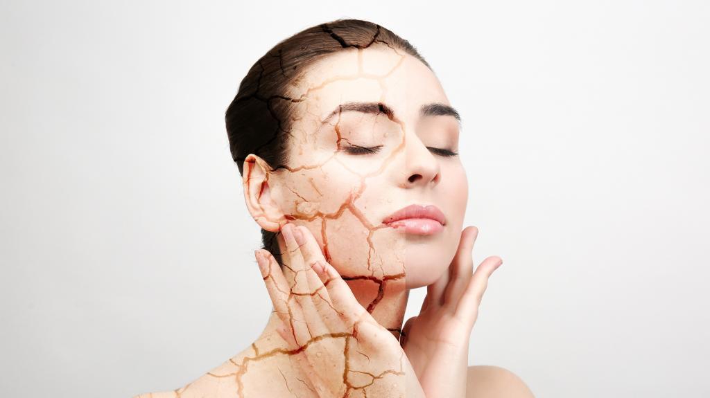 خشکی پوست از علائم کمبود ویتامین آ