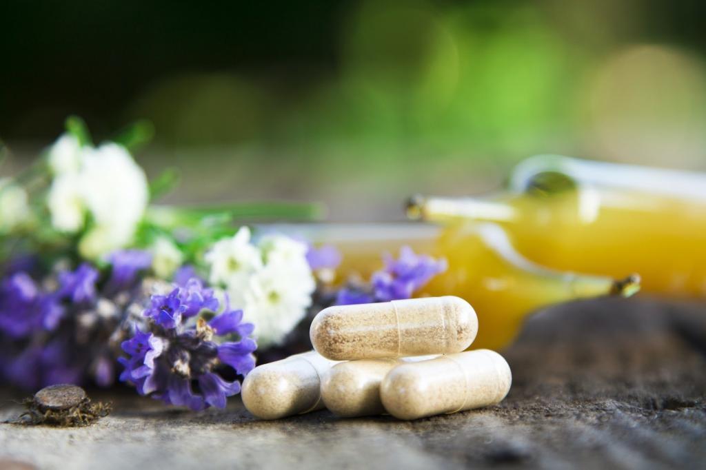 داروهای طبیعی برای پرکاری تیروئید: مکمل ها
