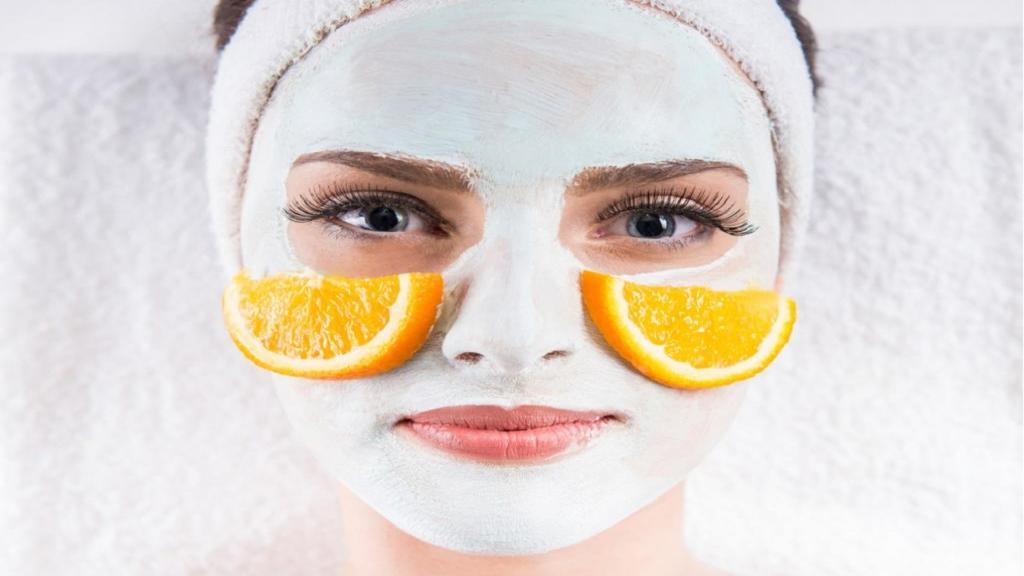 8 ماسک صورت خانگی با پوست پرتقال برای جوش و لک صورت