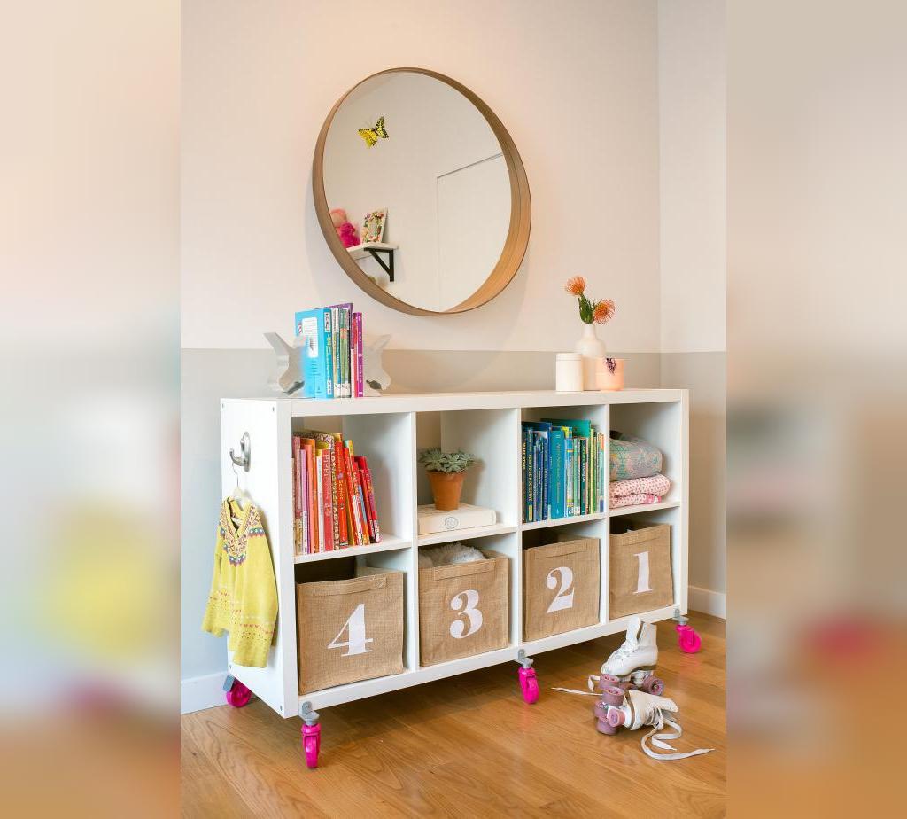 کم خرج ترین ایده های تزیین اتاق کودک