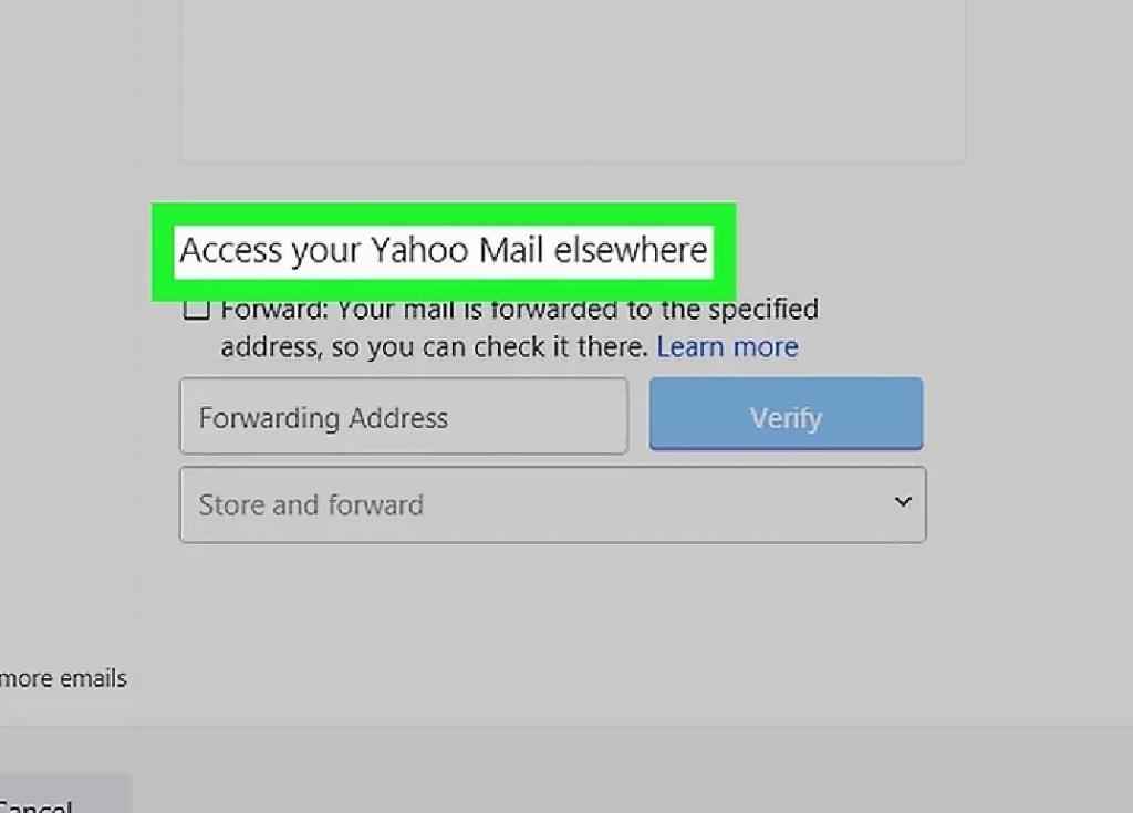 انتقال ایمیل از yahoo به gmail