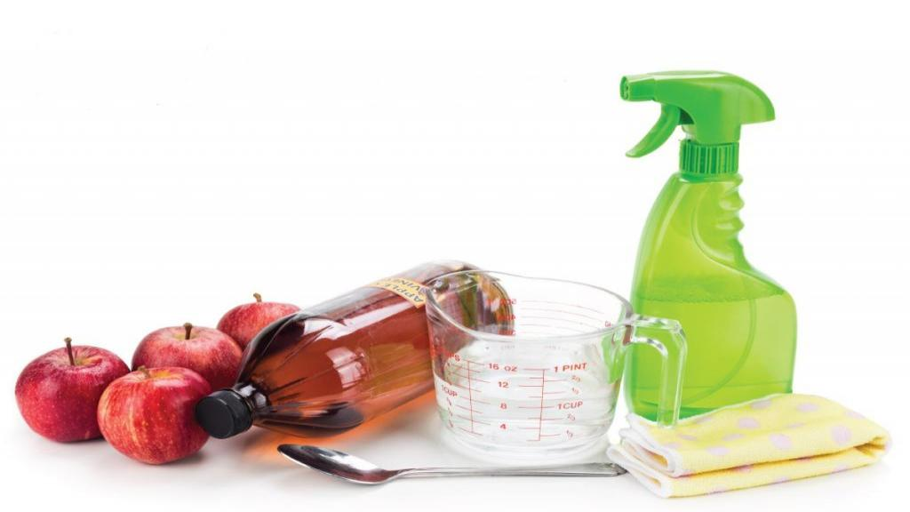 60 کاربرد فوق العاده سرکه سیب برای نظافت منزل، آشپزی و حیوانات
