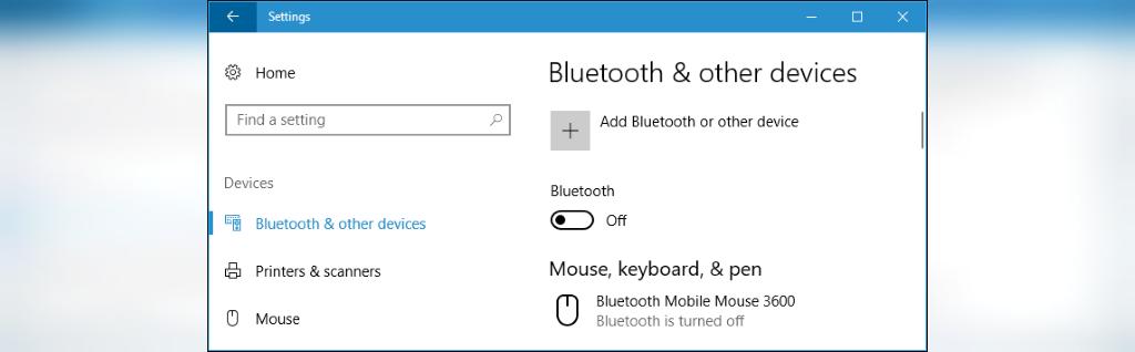 تنظیمات power option در ویندوز 10