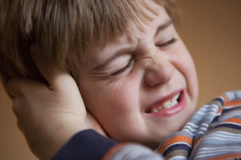 علائم آلرژی در نوزادان و کودکان نوپا