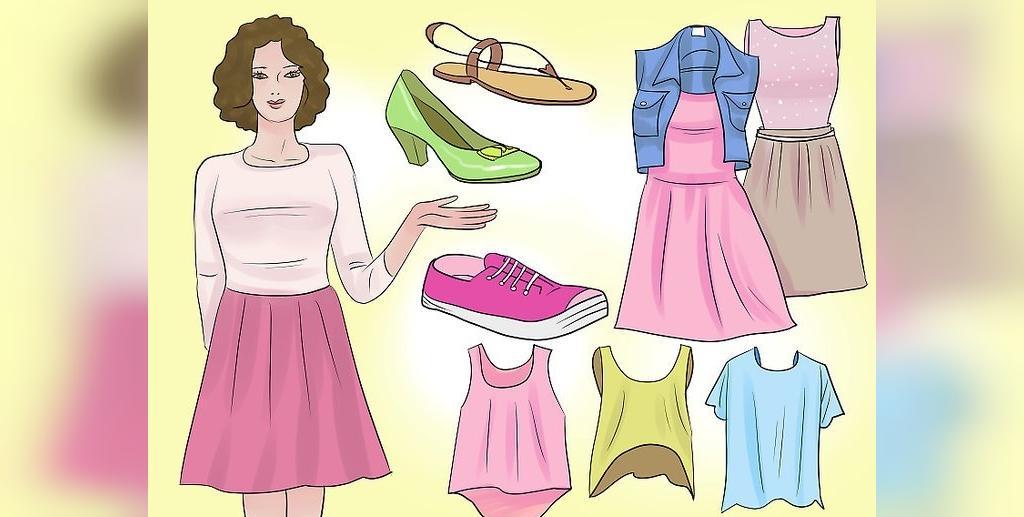 لباس هایی که شما را دخترانه نشان می دهد