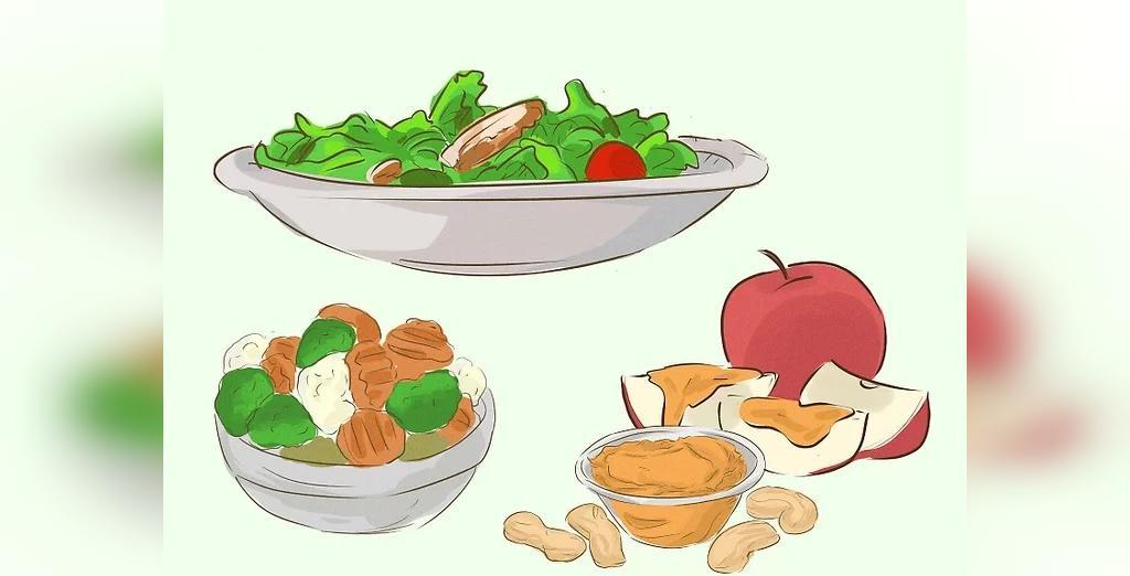 گزینه های غذایی سالم برای ماه رمضان