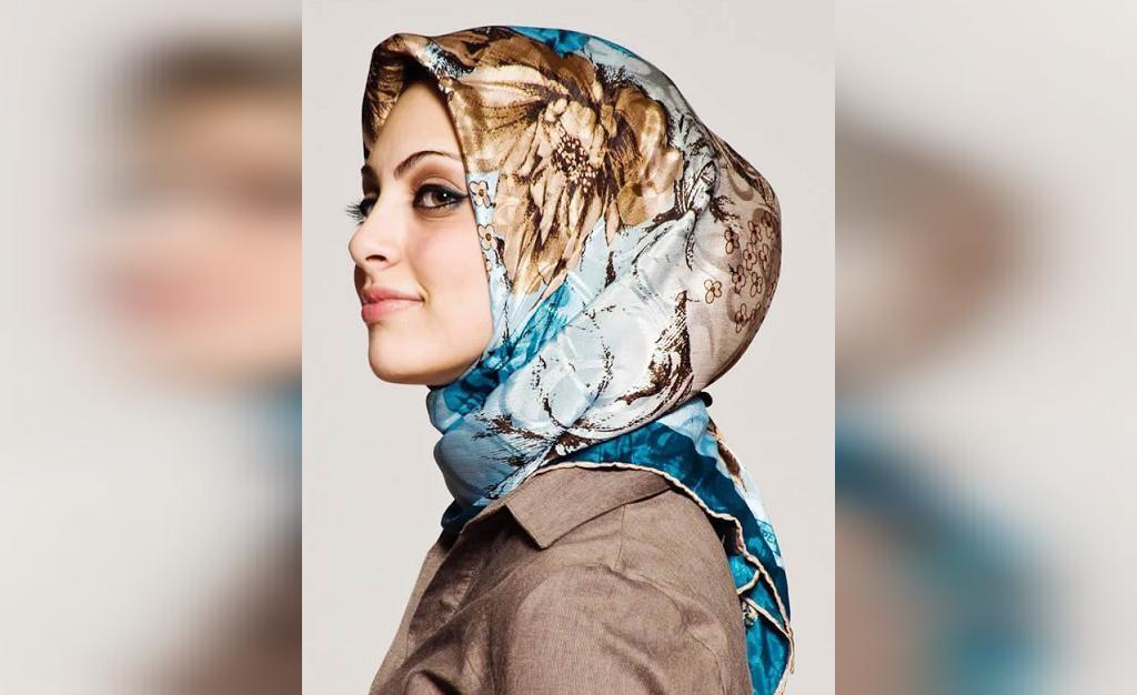 مدل روسری 98 لبنانی