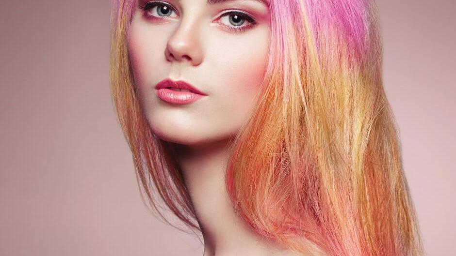 11 نکته ایی که قبل از رنگ کردن موهای آسیب دیده باید رعایت کنید