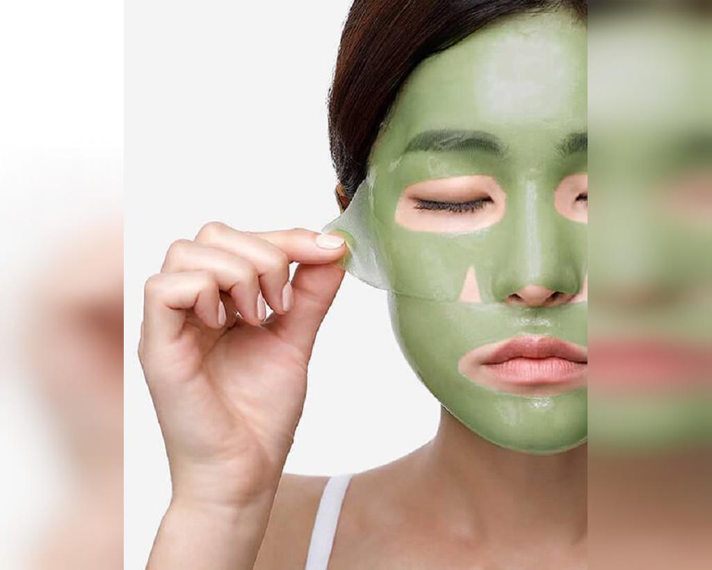 طرز تهیه لایه بردار پوست با ماسک سدر و سرکه