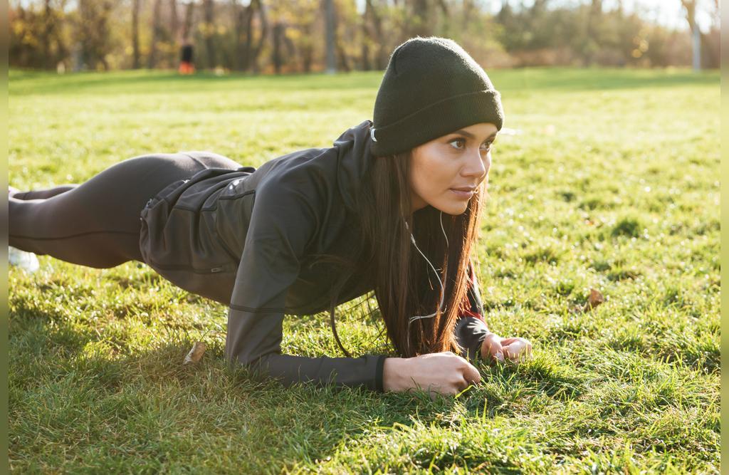 ورزش برای رفع ترک های پوست