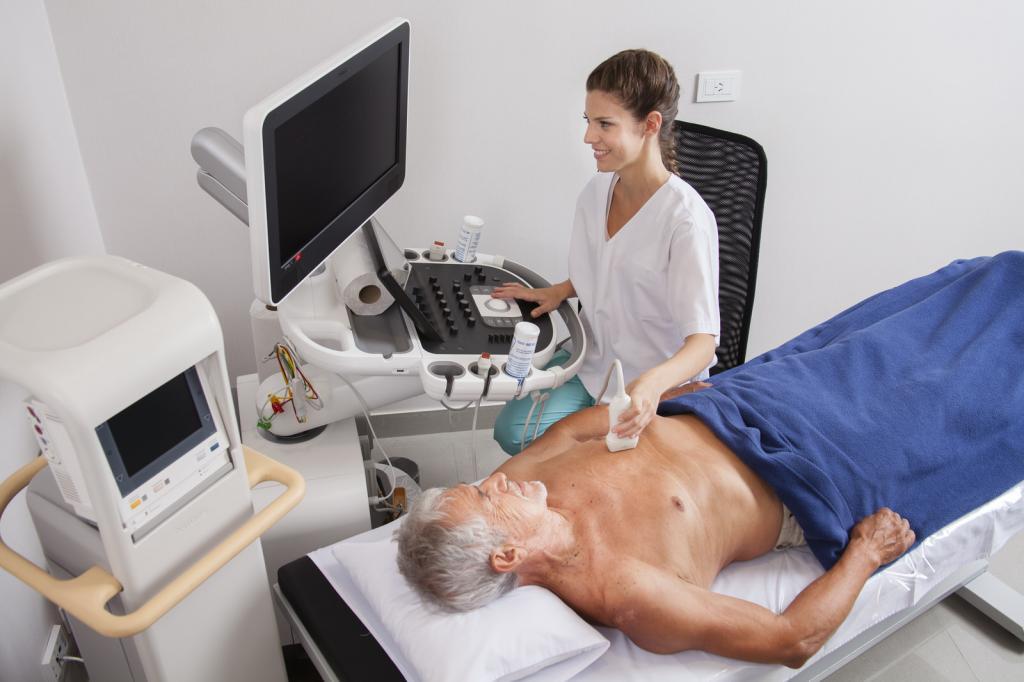پژواک نگاری قلب از راهی تشخیص فشار خون بالا