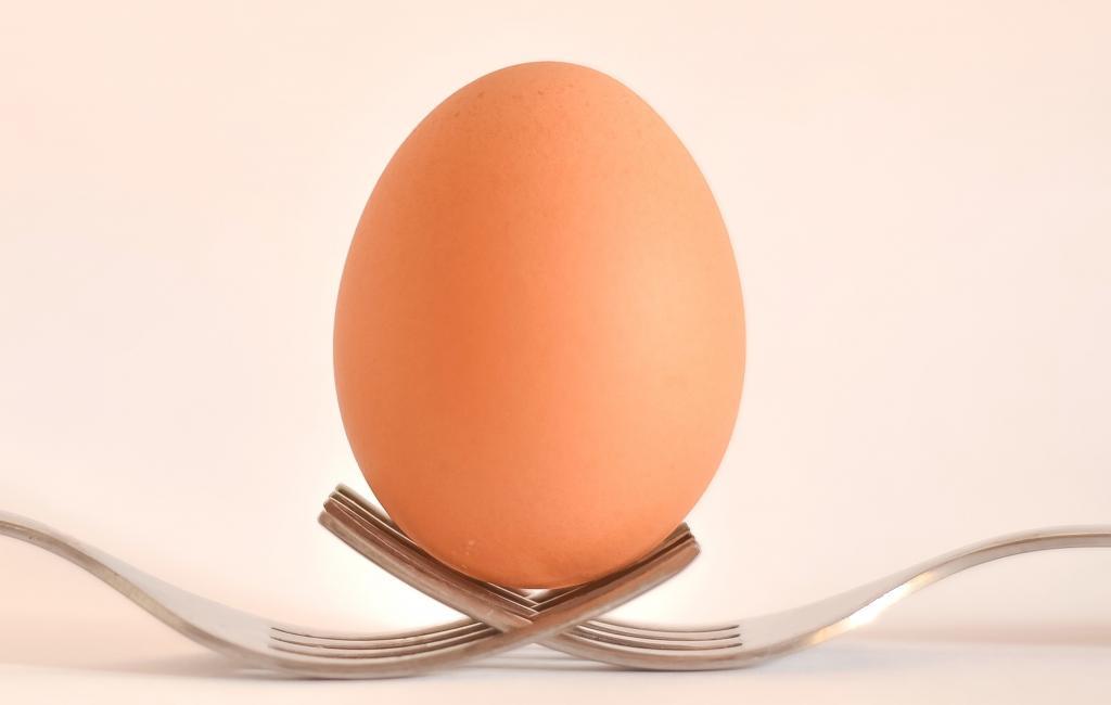 تخم مرغ برای جلوگیری از سندروم پیش از قاعدگی