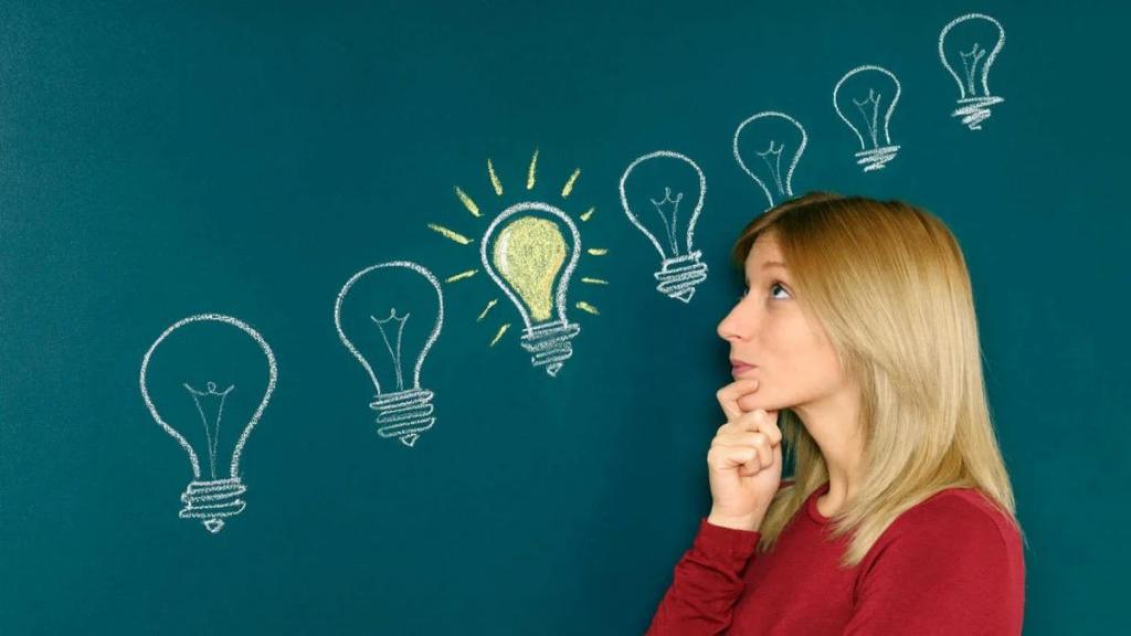 6 روش آزمایش شده برای باهوش تر شدن و متفاوت فکر کردن