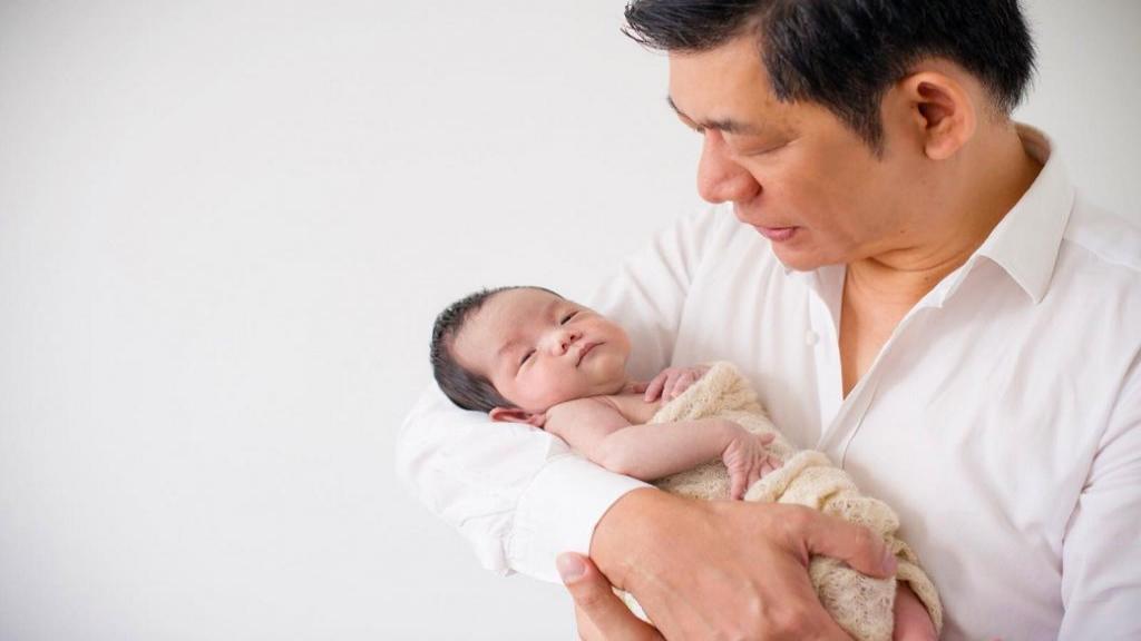 تاثیر سن مرد در بارداری + راه افزایش قدرت باروری مردان