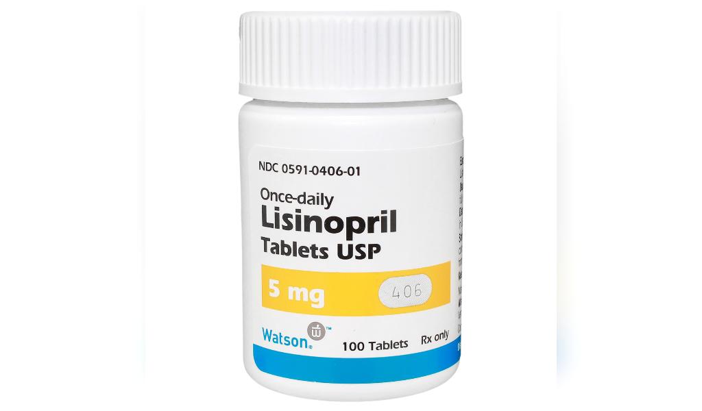 اطلاعات دارویی لیزینوپریل