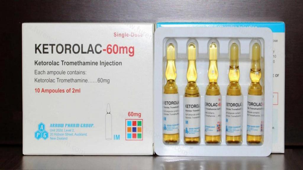 کاربرد آمپول کتورولاک (Ketorolac): روش مصرف، عوارض و تداخلات
