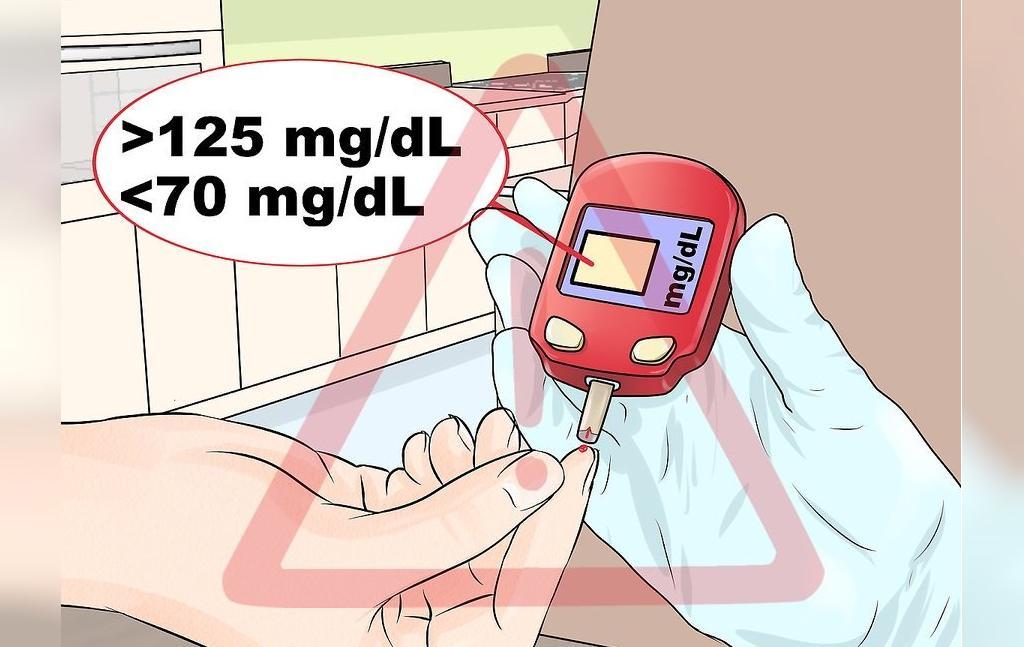 تشخیص آزمایش قند خون