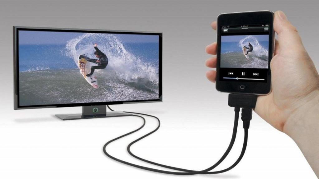 آموزش اتصال گوشی اندروید و آیفون به تلویزیون (وایرلس و باسیم)