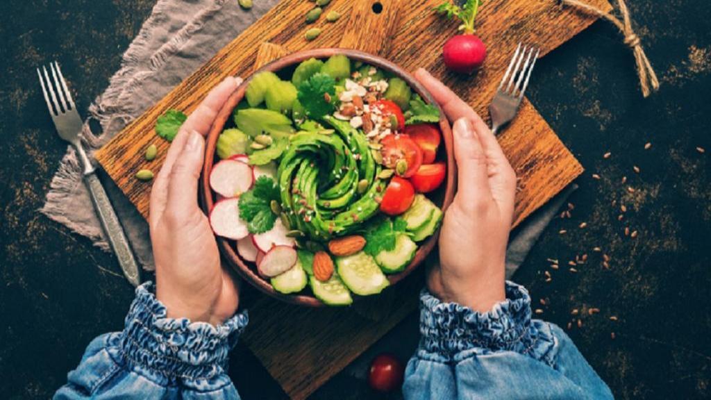 برنامه کامل رژیم غذایی 21 روزه گیاهخواری برای لاغری