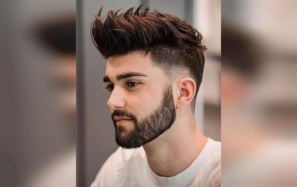 مدل موی کپ پسرانه