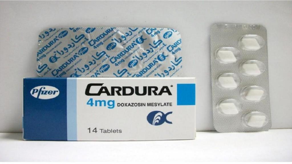 کاربردهای دوکسازوسین (Doxazosin) و روش مصرف، عوارض و تداخلات دارویی کاردورا
