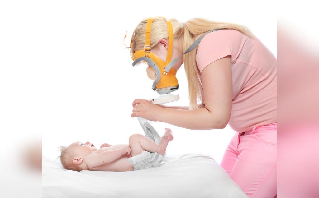 درمان سریع اسهال نوزادان