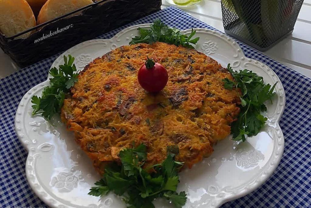 طرز تهیه کوکوی مرغ خوشمزه و مجلسی