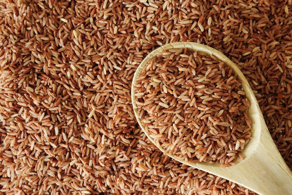 اثرات برنج بر کاهش وزن