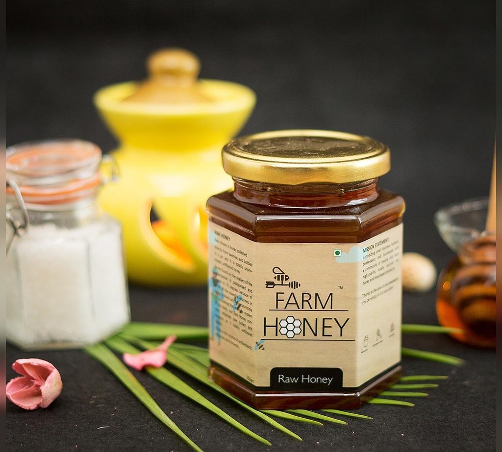 عسل خام مشابه عسل ارگانیک نمی باشد