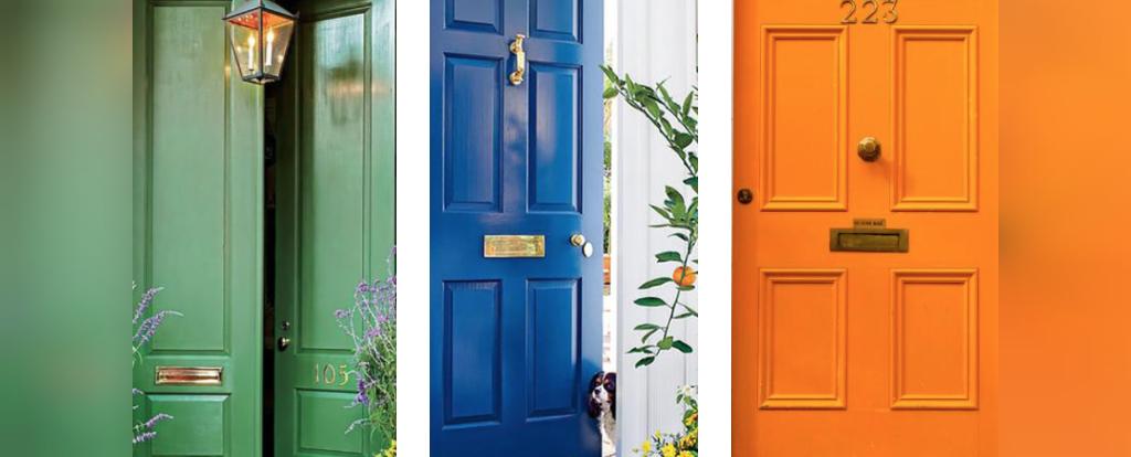 فنگ شویی رنگ بیرونی یا نمای ساختمان
